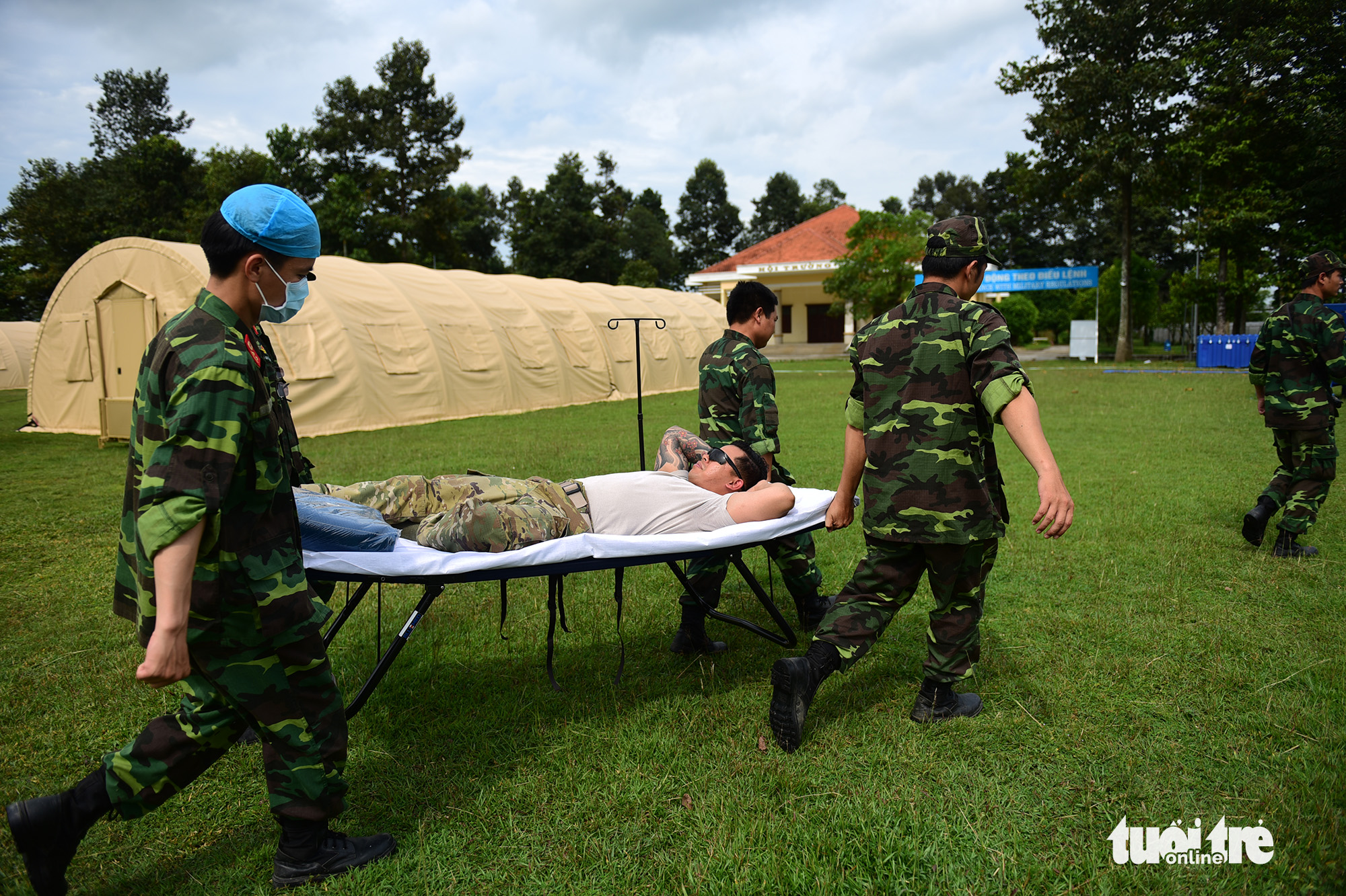 ​First Vietnam military medical unit to join UN peacekeeping mission