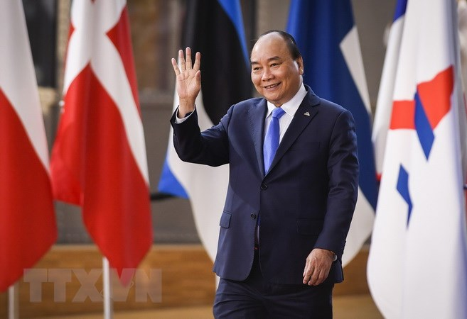 Vietnam PM urges multilateral cooperation in ASEM 12 speech