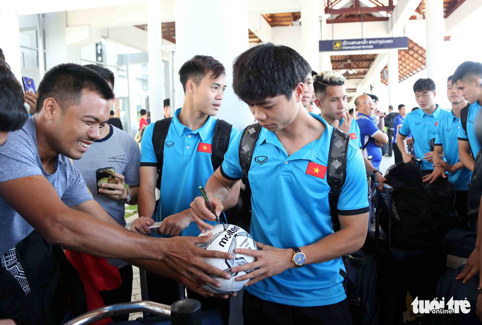 Vietnam to give their all at upcoming 2018 AFF Championship