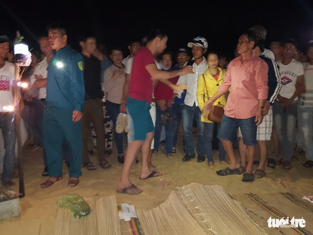 Four drown, two missing during beach swim in central Vietnam