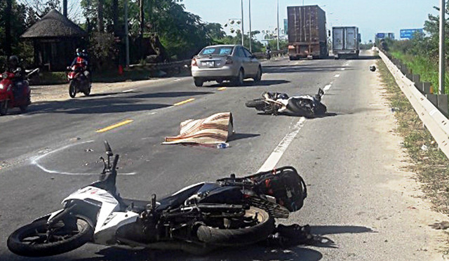 Two foreign tourists die in separate cases in central Vietnam