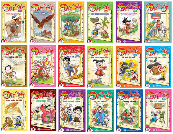 Artist wins copyright row over characters in Vietnam's longest-running comics after 12-year lawsuit