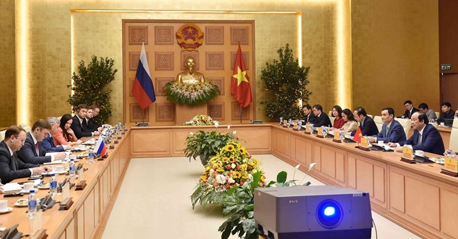 Russia to assist Vietnam in building e-government