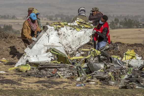 Vietnam bans Boeing 737 MAX aircraft from airspace following Ethiopian Airlines crash