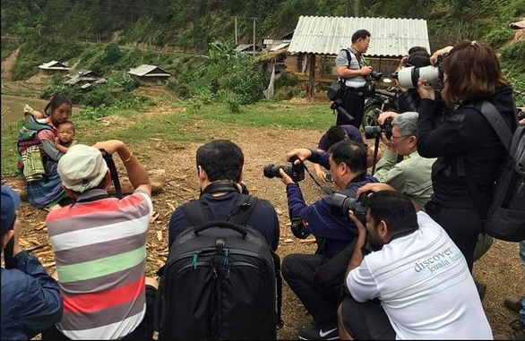 Controversy erupts after Vietnam's allegedly staged photo wins int'l award