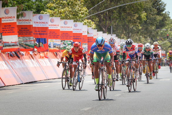 Ho Chi Minh City TV to broadcast live all cycling tourney stages for 1st time