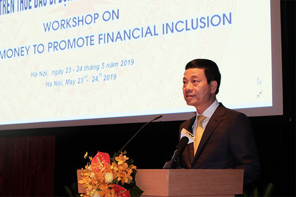 Vietnamese minister urges adoption of mobile money in 2019