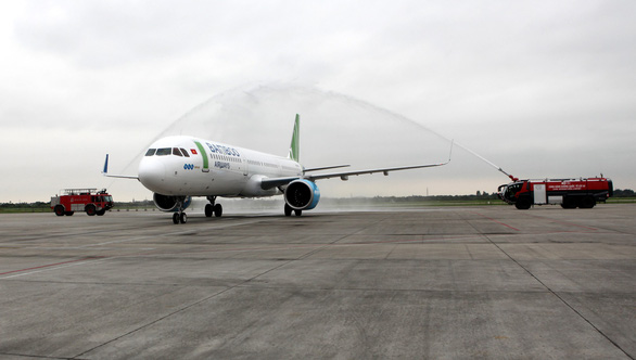 Vietnam's Bamboo Airways gets ministry's green-light to expand fleet to 30 by 2023