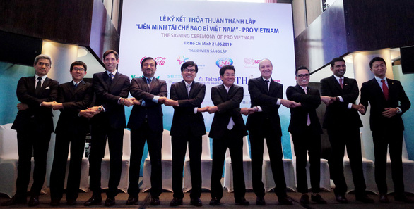 Coalition formed to make recycling more sustainable in Vietnam