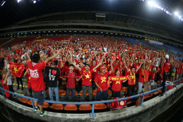 Ticket prices for Thailand-Vietnam World Cup qualifier go through the roof
