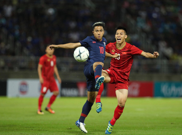 Vietnam, Thailand settle for goalless draw in opener of World Cup qualifier