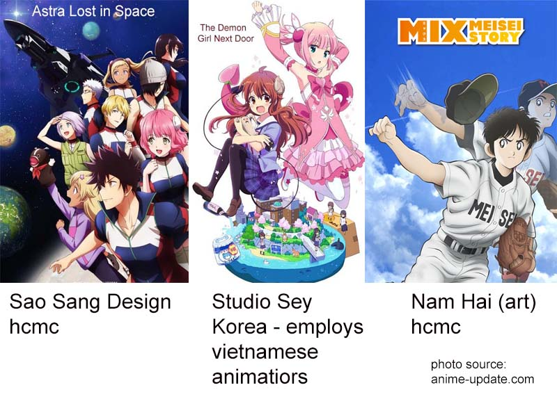 Anime in Vietnam – Part 1: What's it all about?