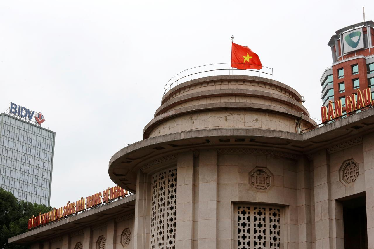 Vietnam c.bank cuts rates to lift liquidity, support growth