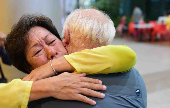 Former G.I., Vietnamese lover reunited in Saigon after 50 years apart
