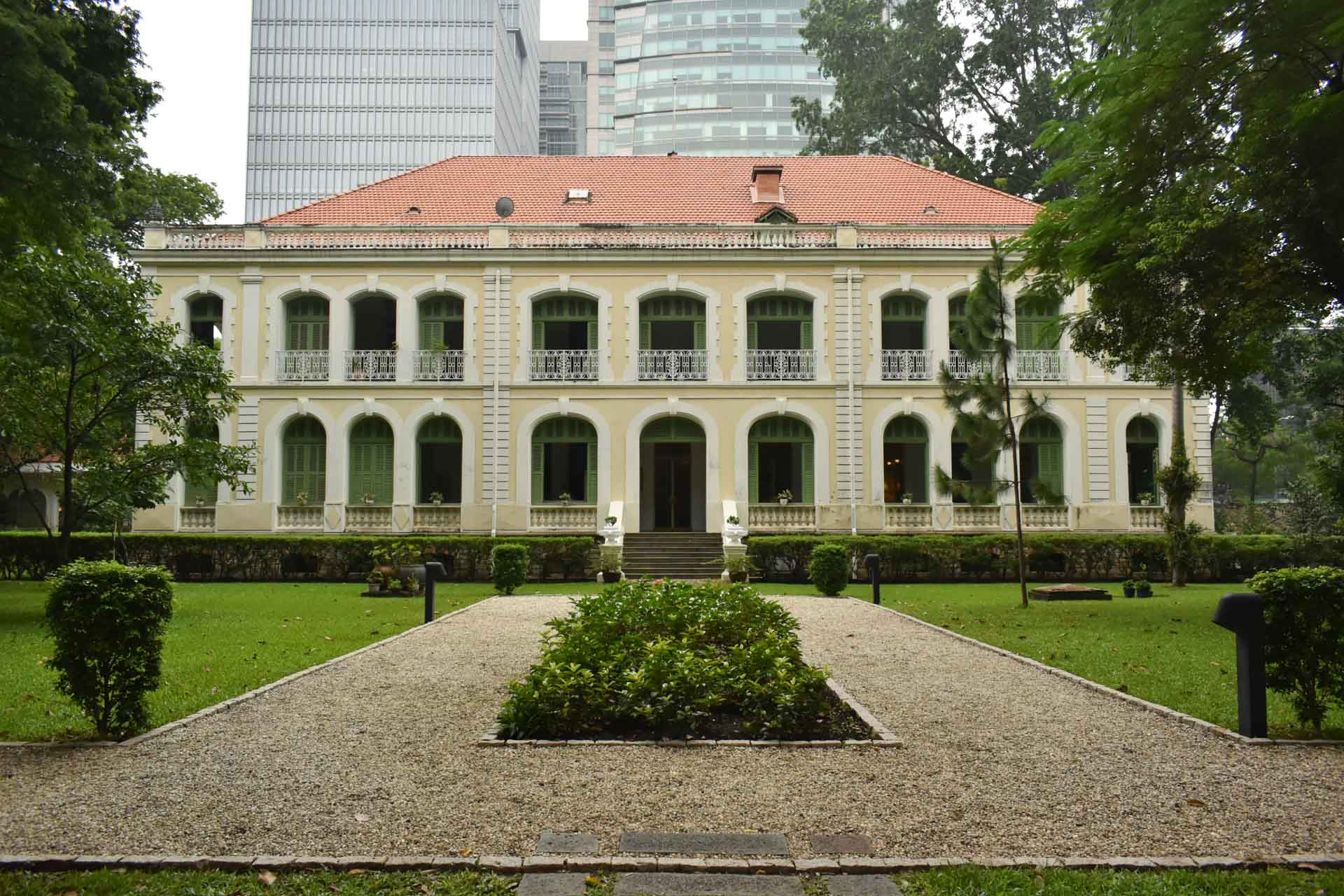 French consulate opens to visitors in Ho Chi Minh City