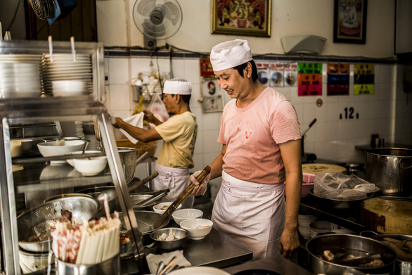 Grab to promote cuisine of Saigon's Chinese community through food festival