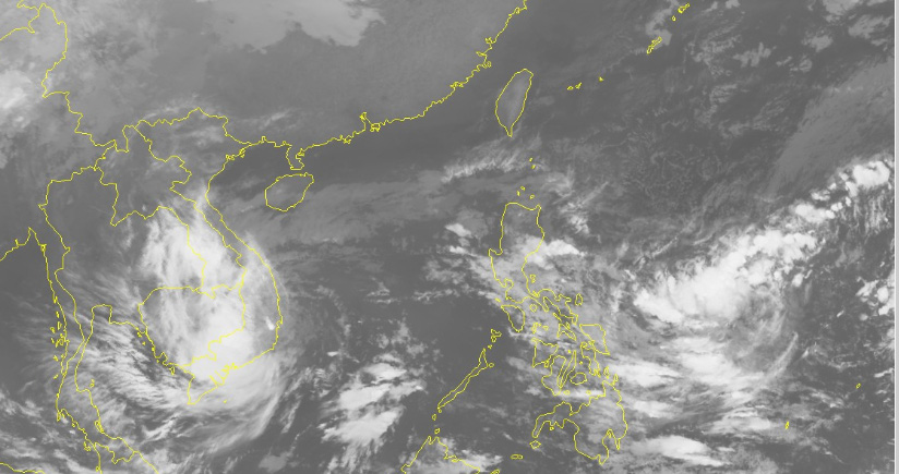 Storm Nakri weakens; torrential rain to remain in central, southern Vietnam