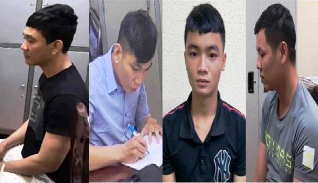 Five turn selves in following fatal attack on gang leader in Ho Chi Minh City