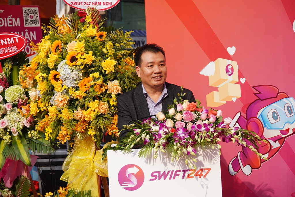 Vietnamese firm Swift247 introduces super express delivery service in Da Nang