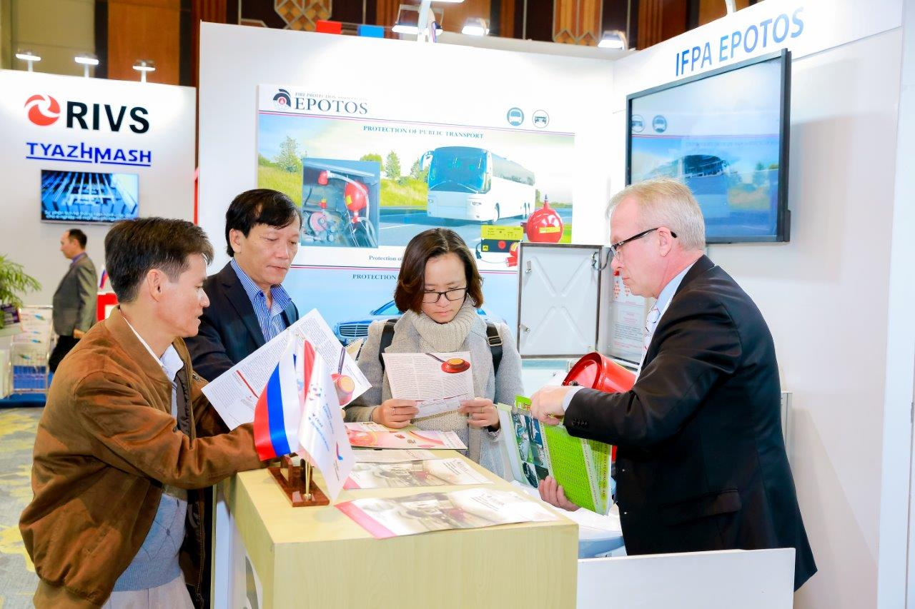 Expo-Russia Vietnam 2019 to take place in Hanoi this week