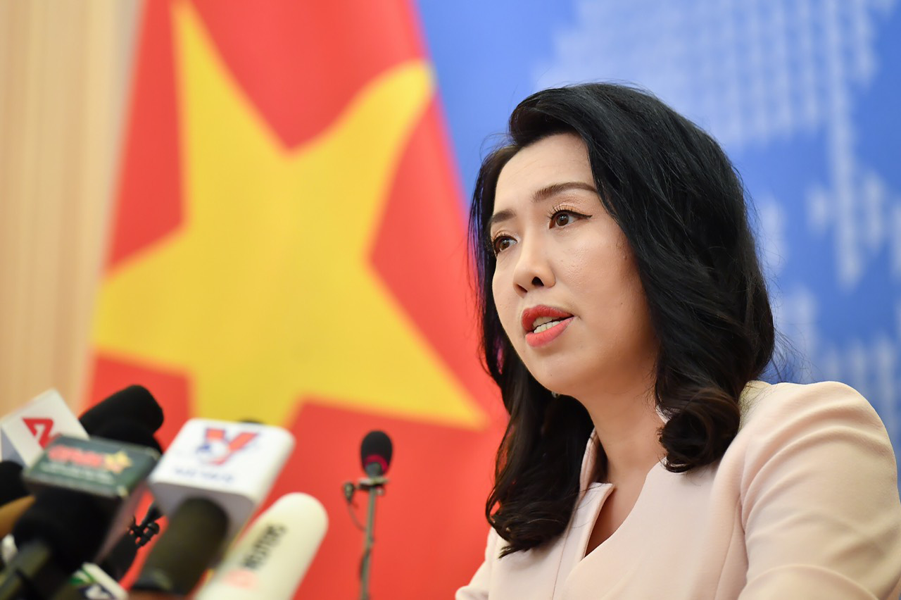 Vietnam welcomes all efforts to restart Middle East peace process: foreign ministry