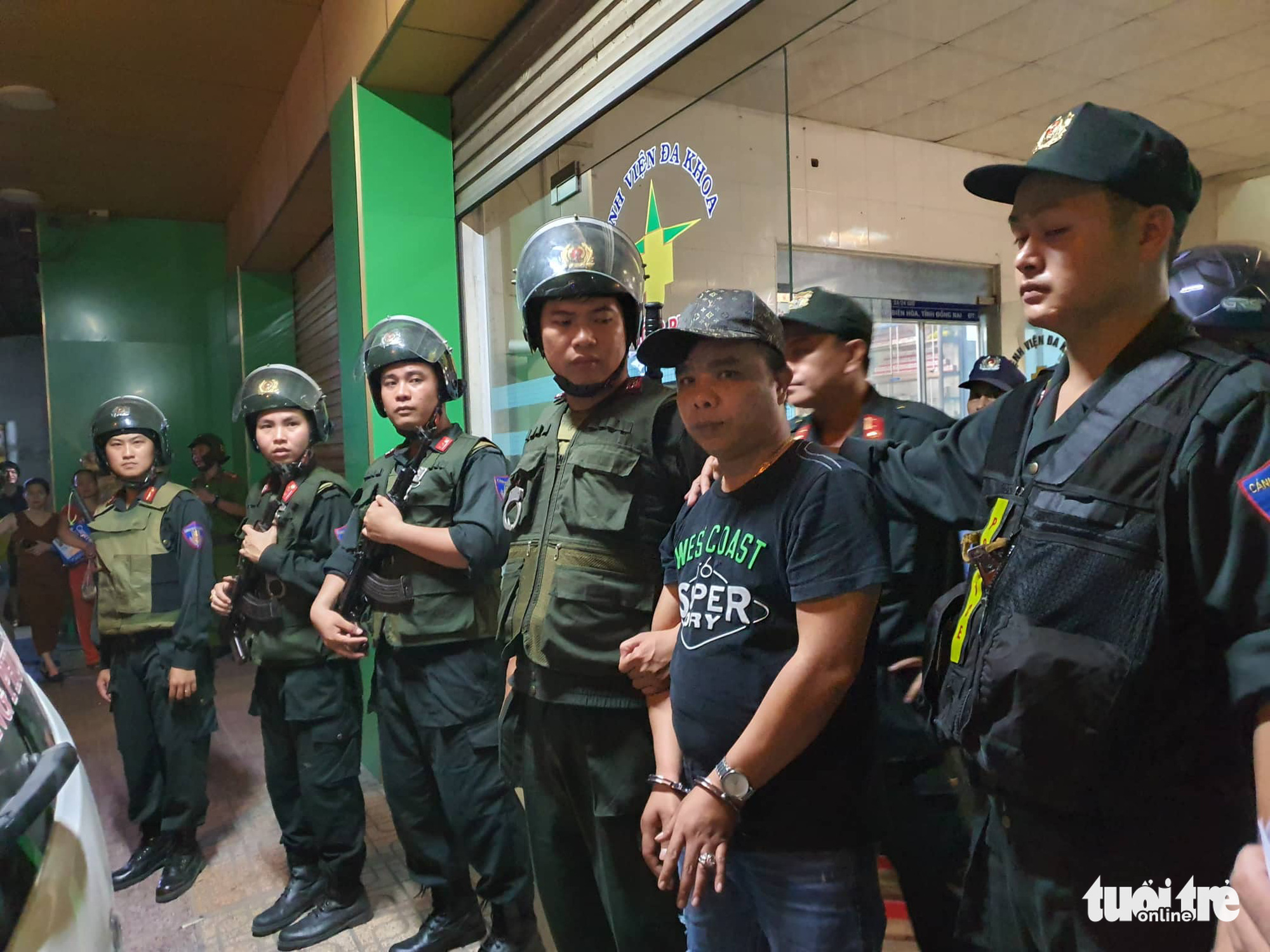 Police nab 10 members of debt collectiongang in southern Vietnamese province