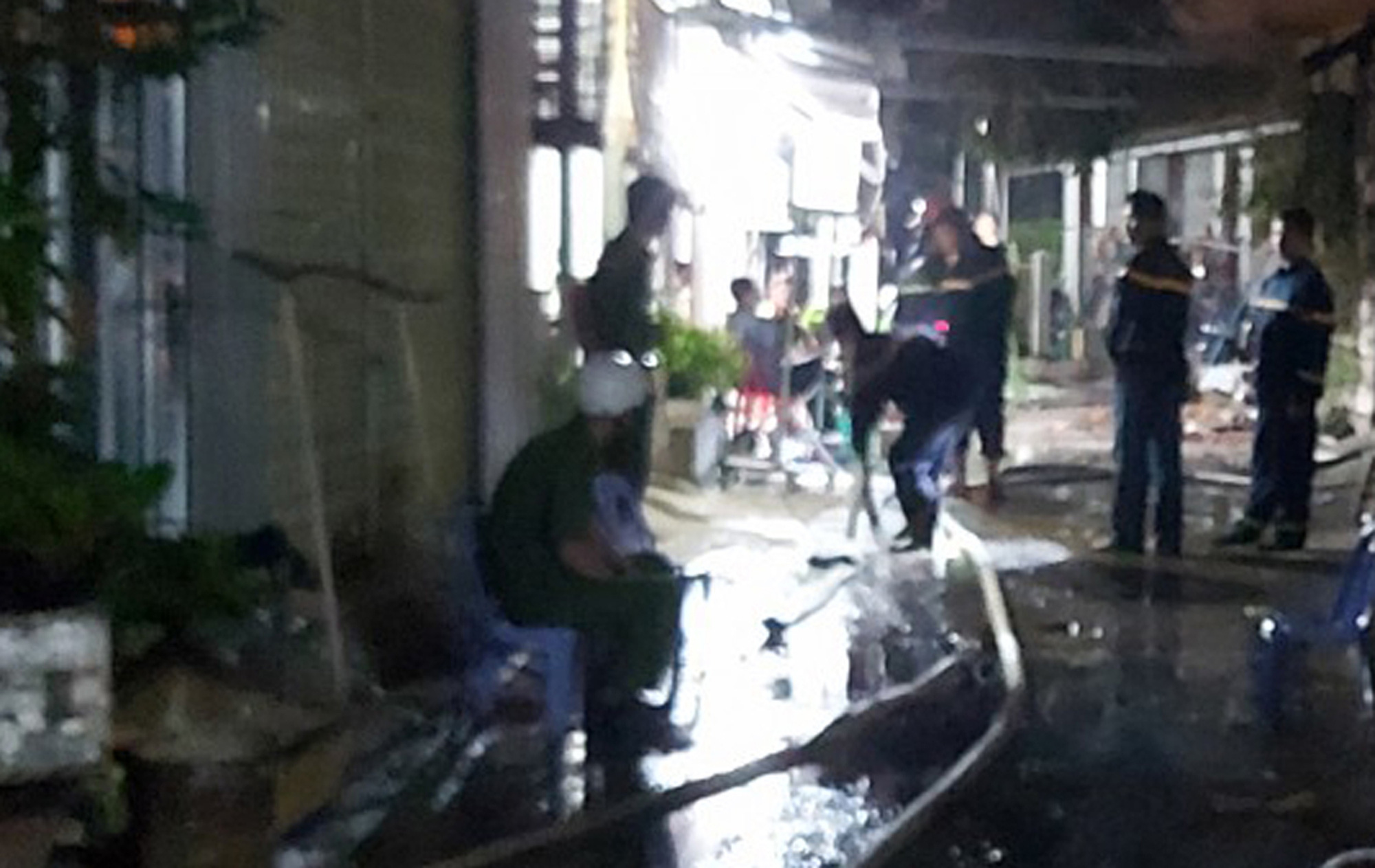 2 foreign women killed as rented house catches fire in Phu Quoc