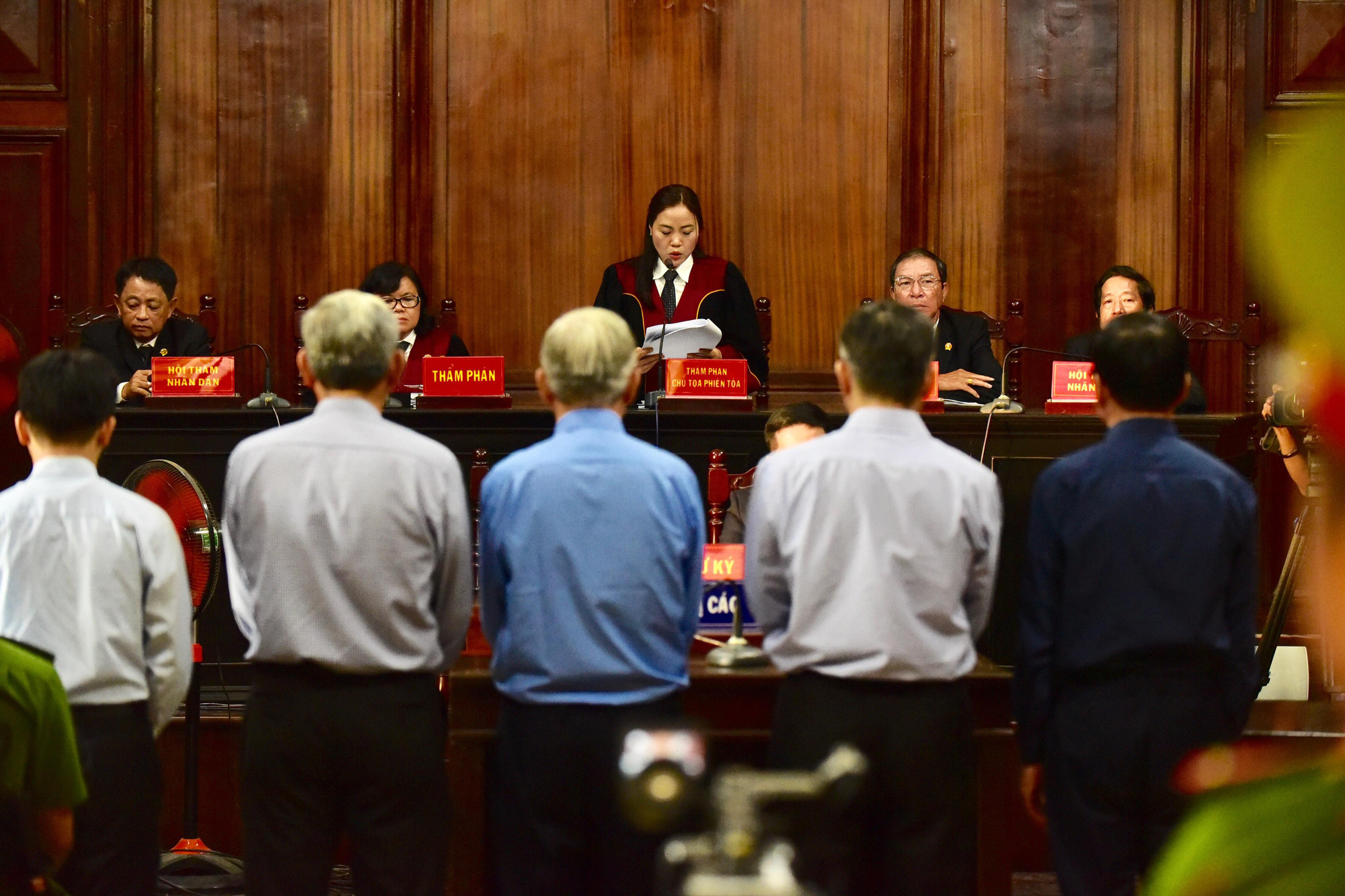 Ho Chi Minh City ex-vice chairman jailed for land mismanagement