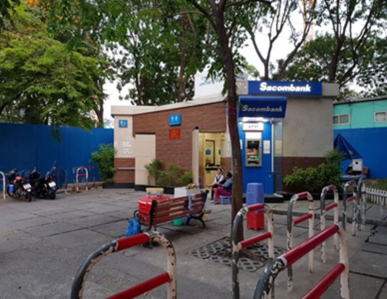 Public toilets as urban places: Restrooms in Ho Chi Minh City
