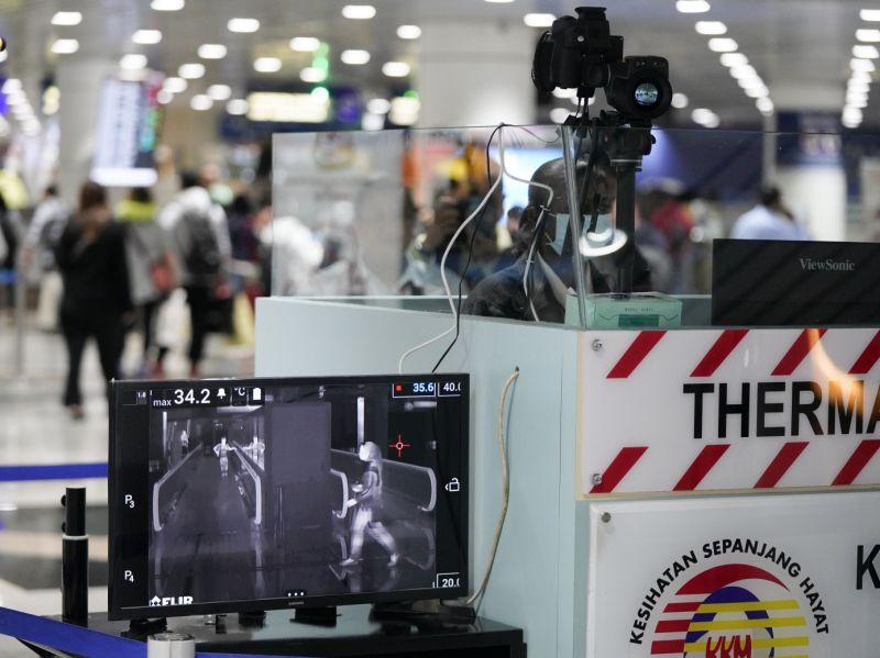 Philippines investigates suspected case of Chinese virus