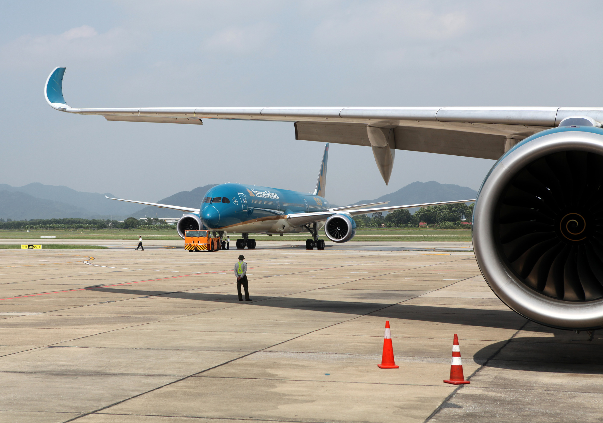 Vietnam-S.Korea flights canceled as COVID-19 fear weakens demand