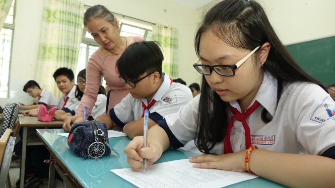 Back-to-school options on the table in Ho Chi Minh City