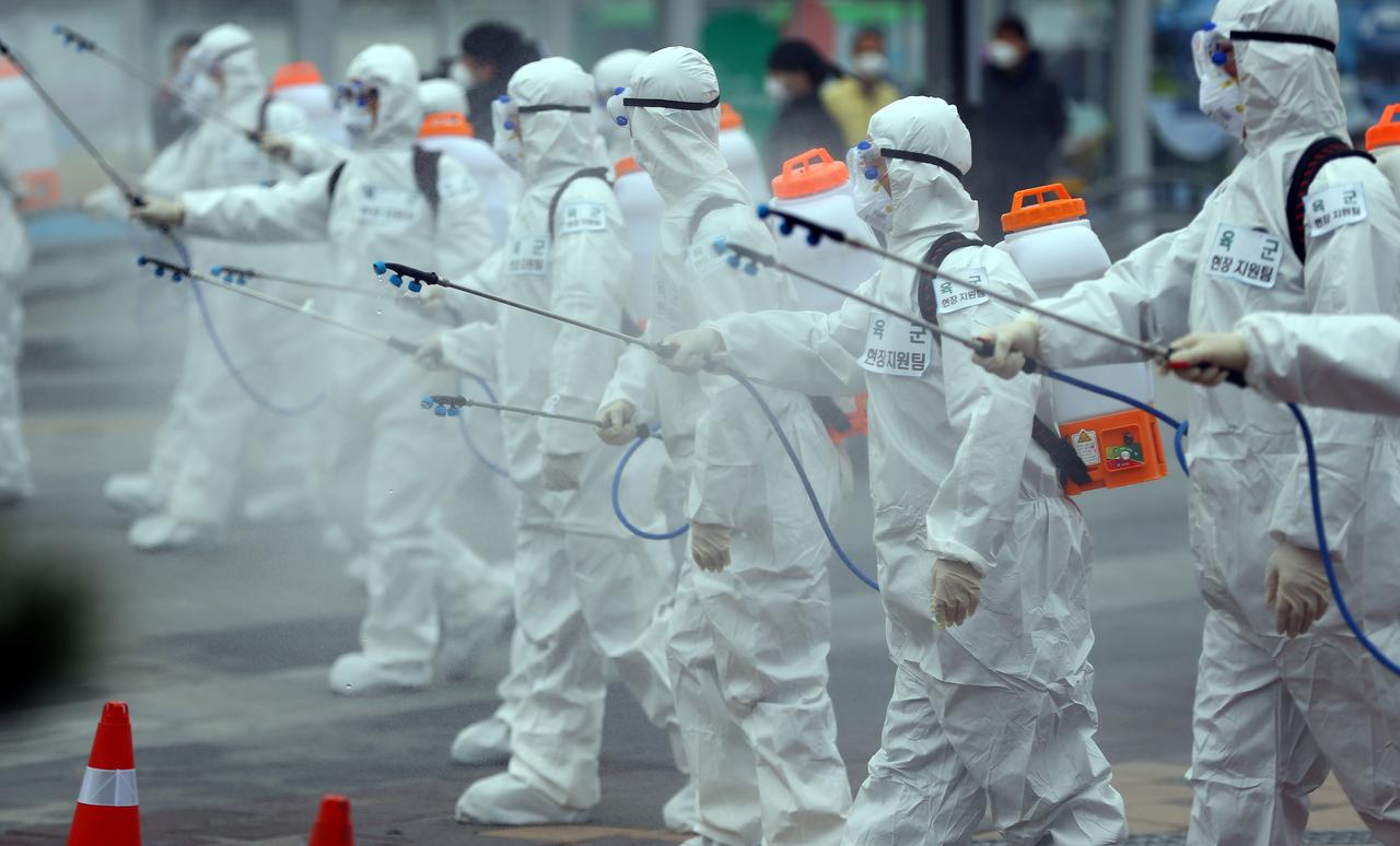 Vietnamese citizen infected with COVID-19 in South Korea