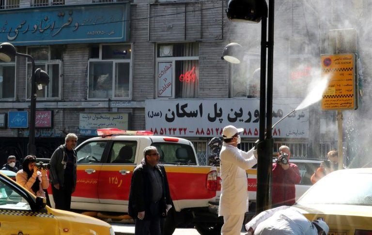 Iran says 15 new coronavirus deaths raise toll to 107