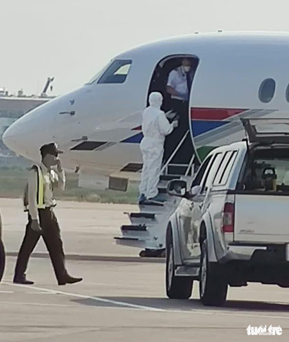 Pretty penny: Vietnam's COVID-19 patient piques public interest in cost of chartering private jet