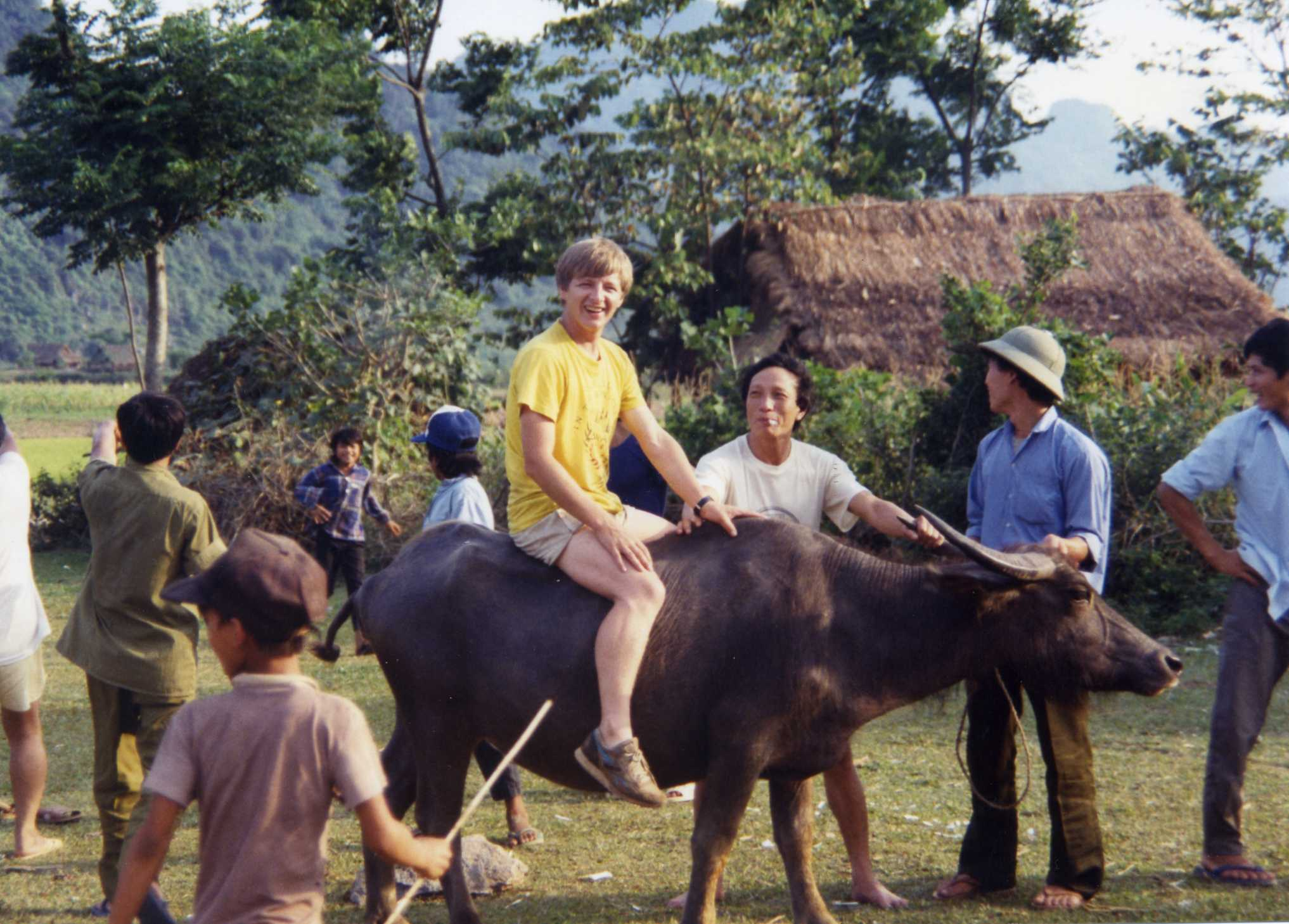 British cave expert linked to Son Doong discovery relives 30 years of devotion to Vietnam