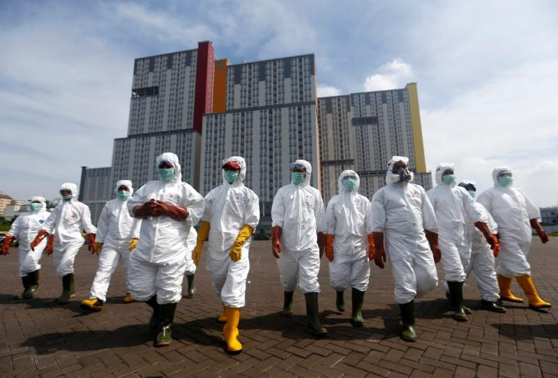 Indonesia turns athletes village to emergency hospital as coronavirus cases rise