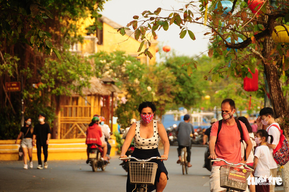 COVID-19 in Vietnam: 'Anytime I'm out of my house I wear a mask'