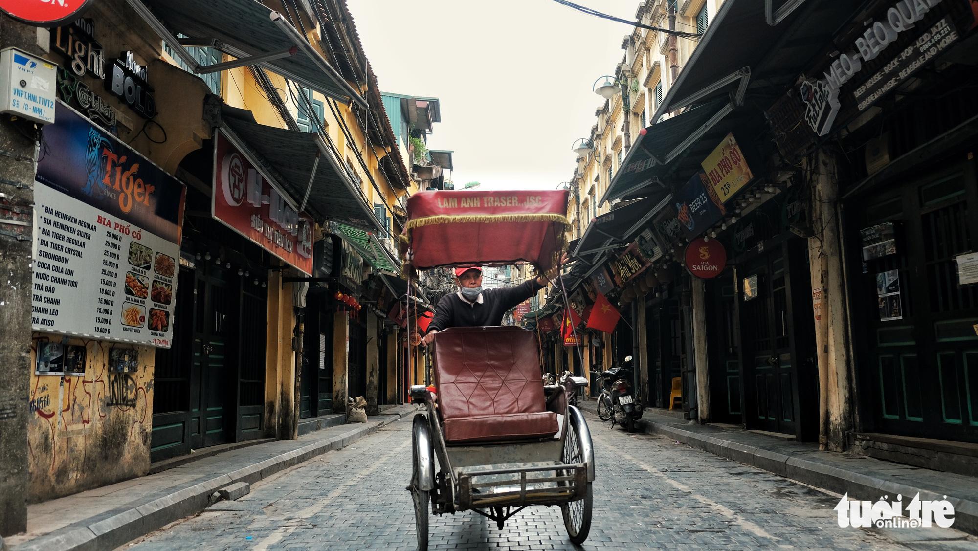 Strange days in Vietnam