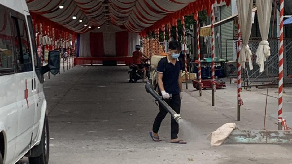 Vietnam shuts down foreign cutlery plant after employee tests positive for coronavirus in S.Korea
