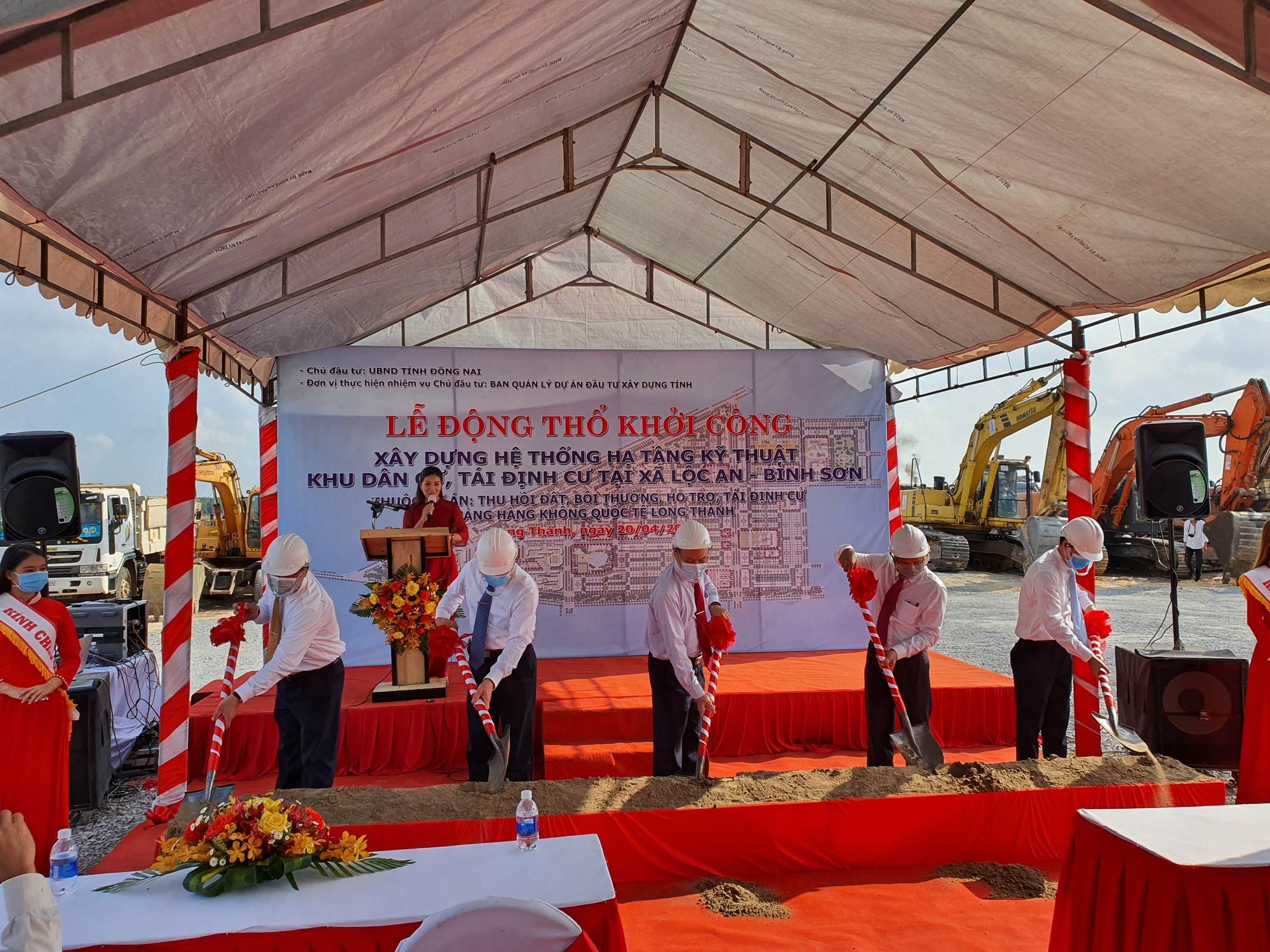 Vietnam's megaairport project moves forward as compensation plan approved