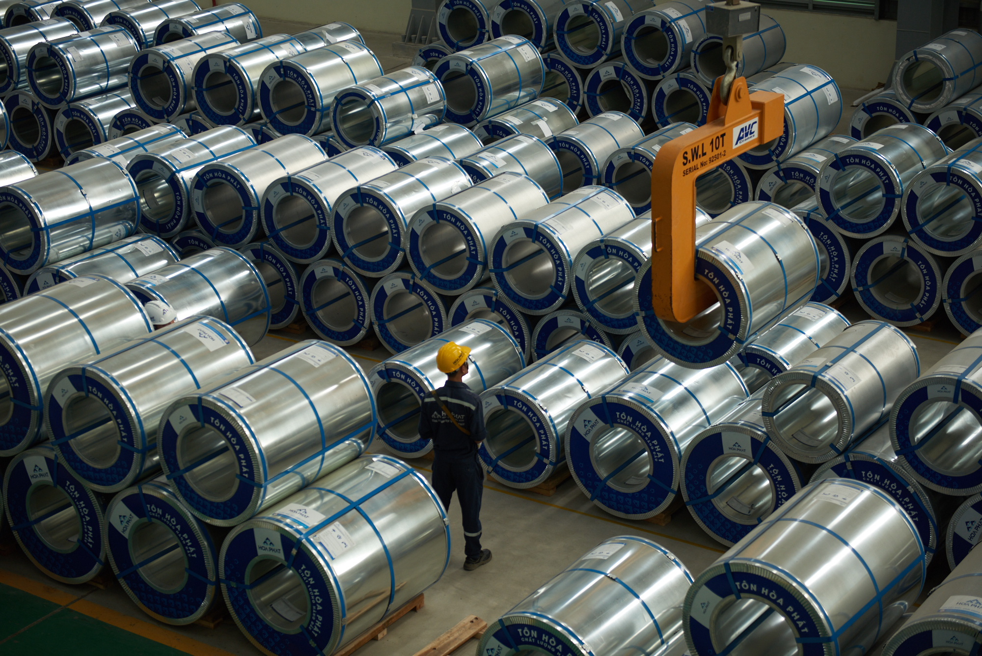 U.S. launches circumvention inquiry on Vietnamese stainless steel sheet, strip: ministry
