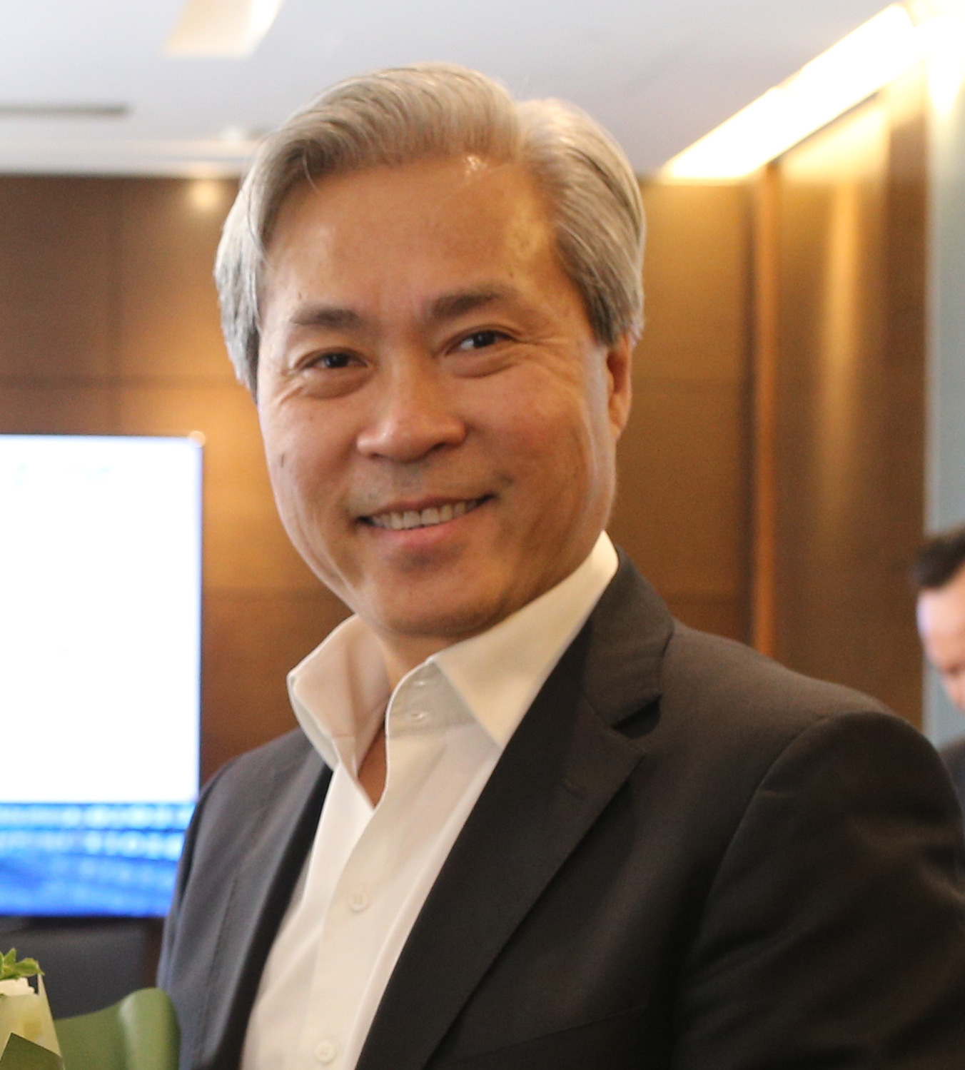 Don Lam, co-founder and CEO of VinaCapital, is seen in this file photo.