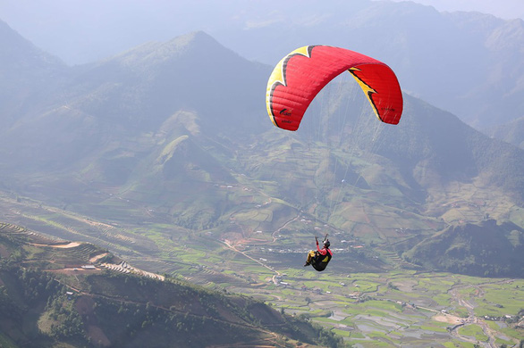 Russian man injured while paragliding in northern Vietnam