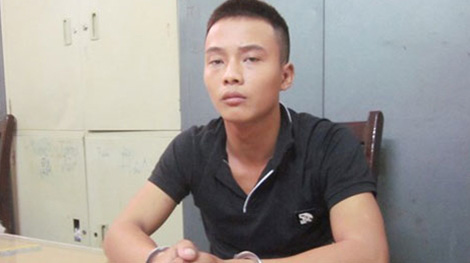 Trieu Quan Su, who escaped from a detention facility in Quang Ngai Province, Vietnam for the second time on June 3, 2020, is seen in this file photo supplied by the police.