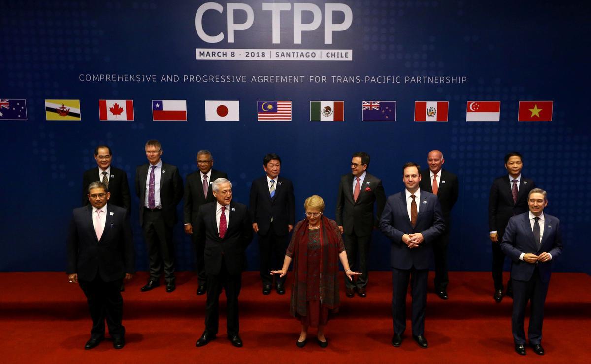 Thailand to consider membership of trans-Pacific trade partnership