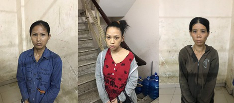 Ho Chi Minh City police arrest women for stealing in 'backpacker area'