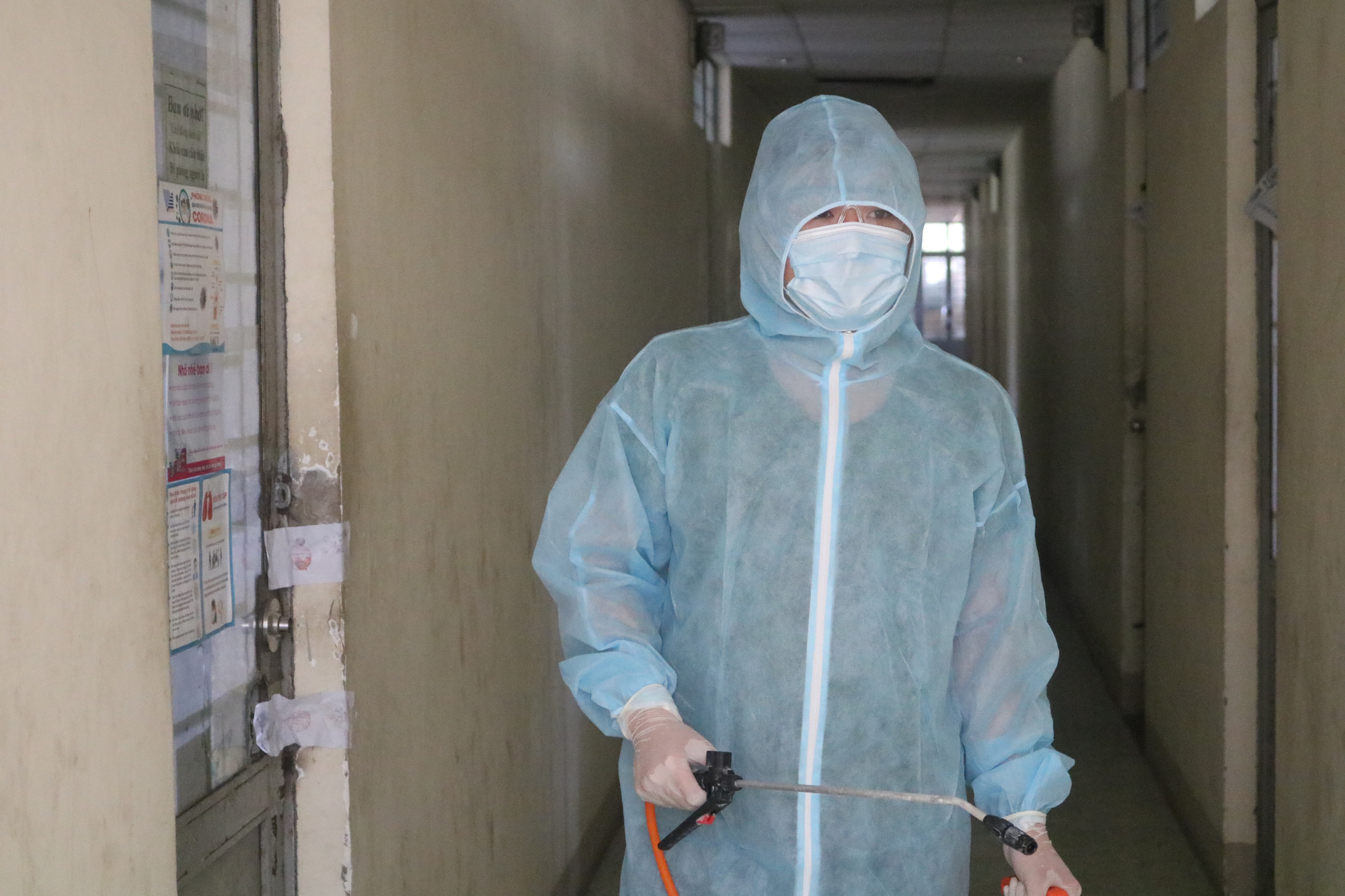 15 quarantined as discharged COVID-19 patient retests positive in northern Vietnam