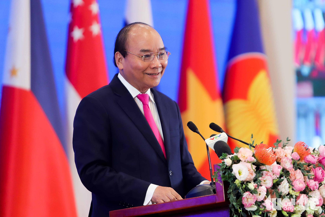 Vietnamese PM's remarks at opening ceremony of 36th ASEAN Summit