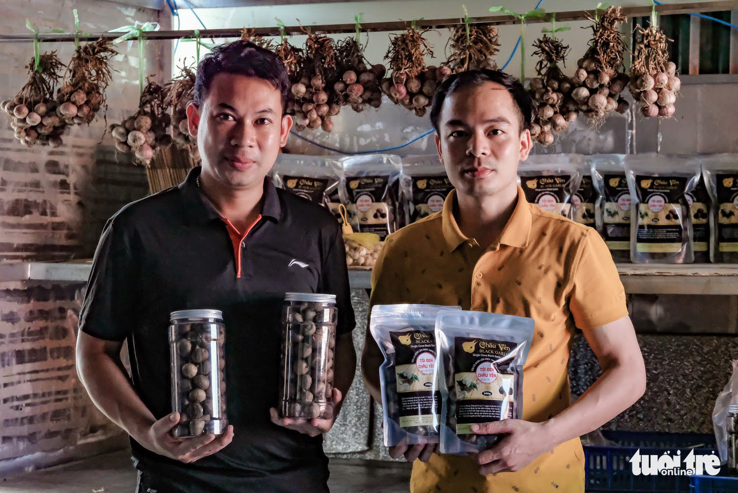 Vietnamese entrepreneurs rake in cash from locally-sourced black garlic